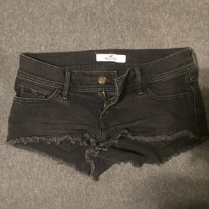 Hollister Short Shorts. Size 1